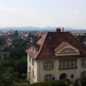 SAE-ARP-4761 System Safety Training provided to Northrop Grumman, Freiburg Germany, June 2018. Great view from training room