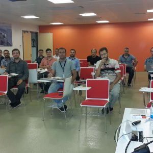 SAE-ARP-4761 System Safety Training provided to Turkish Technic, Sep 2018