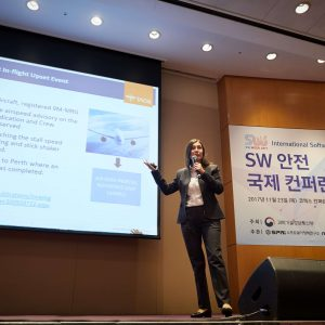 TAOS is at Software Safety Conference, Seoul, South Korea, Nov 2017