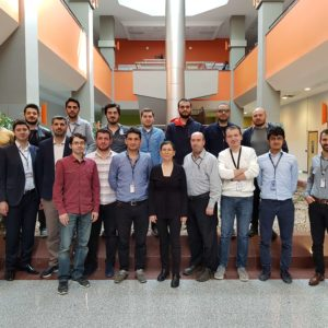 SAE-ARP-4754A and ARP 4761 trainings provided to Turkish Technic, 24-26 April 2019